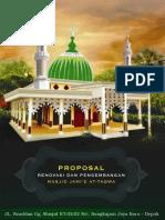 Proposal Masjid Attaqwa 071012