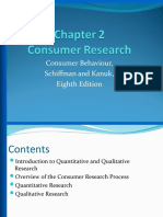Consumer Research Chapter 2