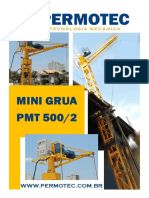 Mini Grua PMT 500.2 - Permotec Industrial