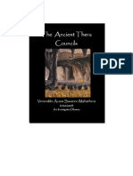 THE ANCIENT THERA COUNCILS