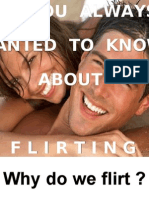 Flirting is Fun!