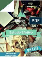 eBook - Guia de Estudo Efetivo