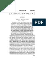 Feminist Legal Methods