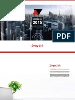 DrayTek_Databook_2015.pdf
