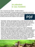 Case sub pământ (bordeie sau hobbit).pptx