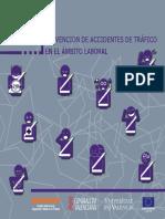 Los Accidentes de Tráfico en El Ámbito Laboral