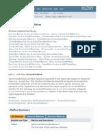 AccessibleValue (Java Platform SE 8 )