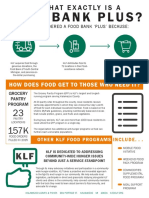 What is a Food Bank Plus?