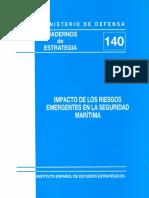 CE 140 Seguridad Maritima