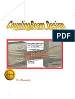 Coupling Beams Design in High-Rise Core