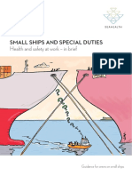 Small Ships Guidance 0