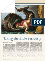 Taking the Bible Seriously