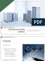 PE 04 - Estructuras de Almacenamiento Externo