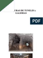 Voladura de Tuneles