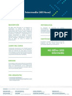 04.2 Ms Office 2013 Intermedio