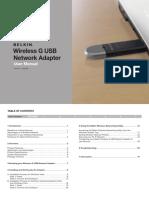 F5D7050 Manual