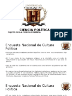 Ciencia Política Unidad i Objeto y Método de La Ciencia Politica 2015 Oct