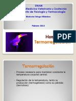 MOTermorregulacion M.ortega Febrero2013