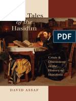 Assaf_Untold Tales of the Hasidim_Crisis and Discontent in the History of Hasidism