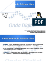 Fundamentos de Software Livre