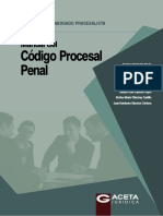 Penal 18 Manual Del Codigo Procesal Penal