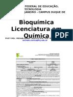 Aula1-Bioquímica-LicenciaturaQuimica