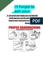 Zakria Wash Hand Folder