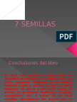 7 SEMILLAS