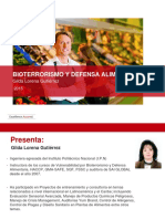 Defensa Alimentaria Contra El Bioterrorismo (1)
