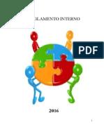 Reglamento Interno 2016 para Ed. Primaria