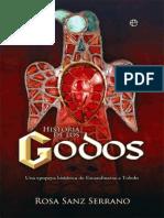 Historia de Los Godos - Rosa Sanz Serrano