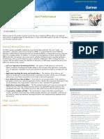 Magic Quadrant for Application Performance Monitoring Suites