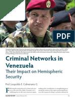 Criminal Networks in Venezuela