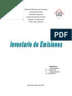 Inventario de Emisiones Adriana e Isabel.