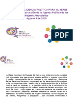 PPT TALLER MUJERES AFRO 2015.pptx