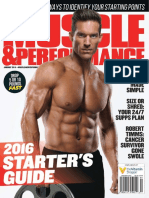 Muscle & Performance - January 2016