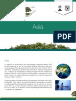 Asia cambio climatico.