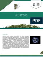Australia cambio climatico