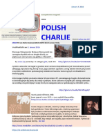 POLISH CHARLIE PDO259 twitter abo AFP Arion FO von Stefan Kosiewski ZECh CANTO DCLVI Jaroslav Hutka