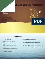 Intestinal and Urogenital Protozoa