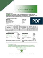 ColaMine 1-76