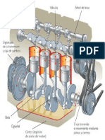 Motor Combustion Imagen