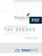 targeted tax breaks for yl