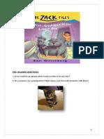 Zack Files Book 1 module