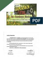 Proposal Futsal 2016 by Violence Production123
