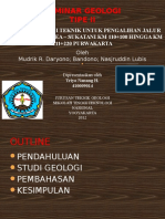 geoteknik presentation