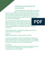 Ventajas y desventajas de la ley General del servicio profesional docente.docx
