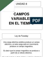 08 Unidad VIII Introducción a Los Campos Variables en El Tiempo