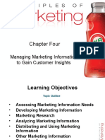 Chapter 4 of Marketing