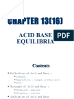 Chapter 13 CHEMISTRY 1